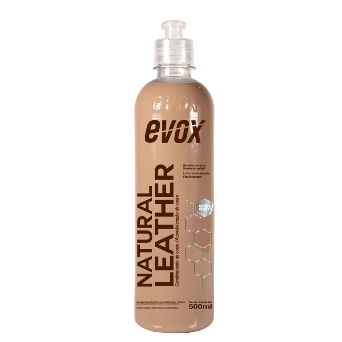Natural Leather ( Condicionador de Couro ) - Evox