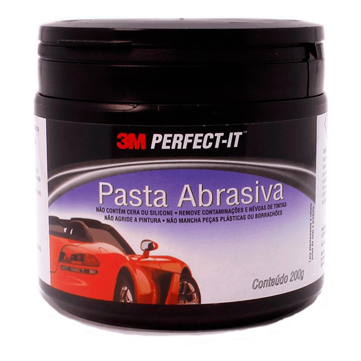 Pasta Abrasiva 200g - 3M