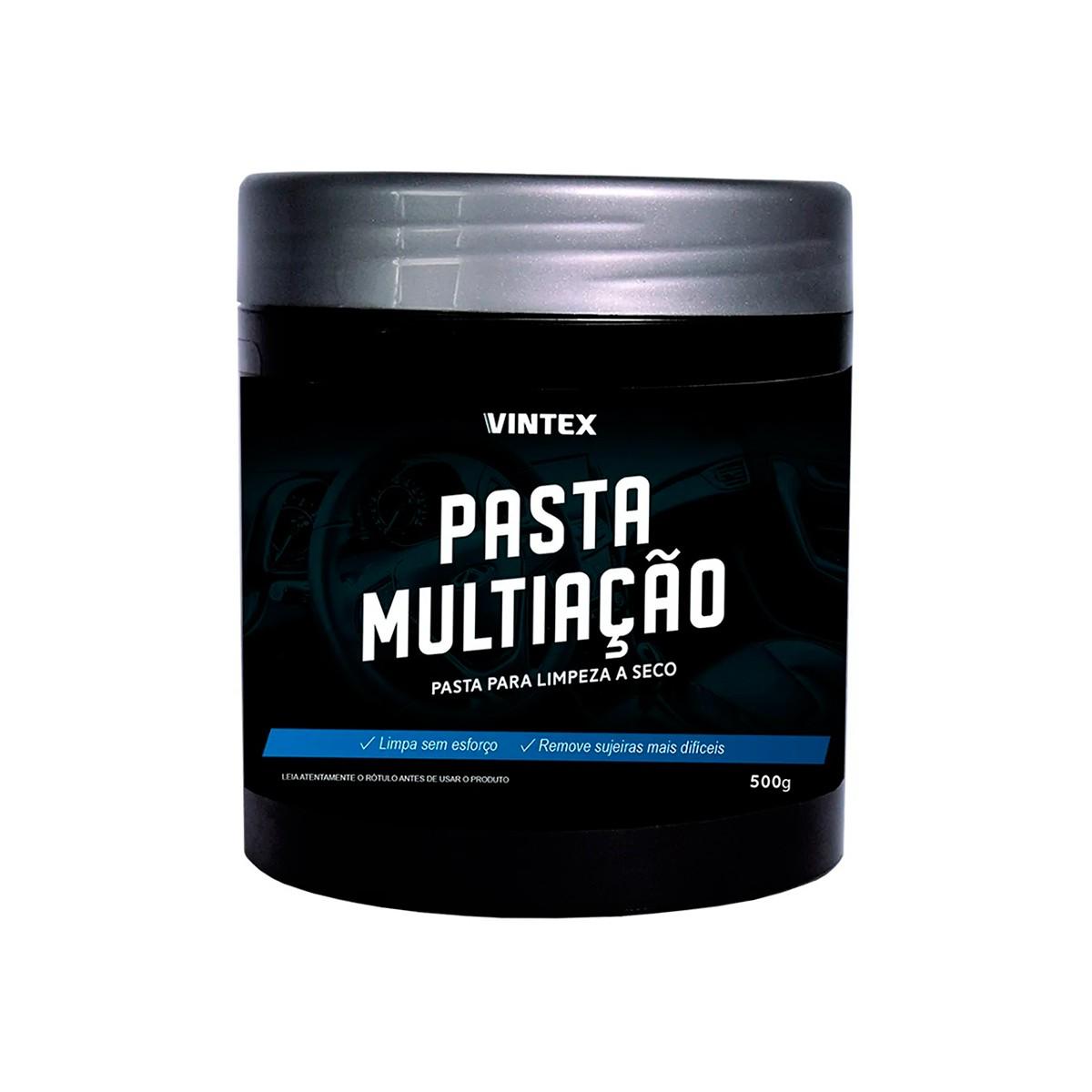 Pasta Multiação ( Limpeza a Seco) 500g - Vonixx
