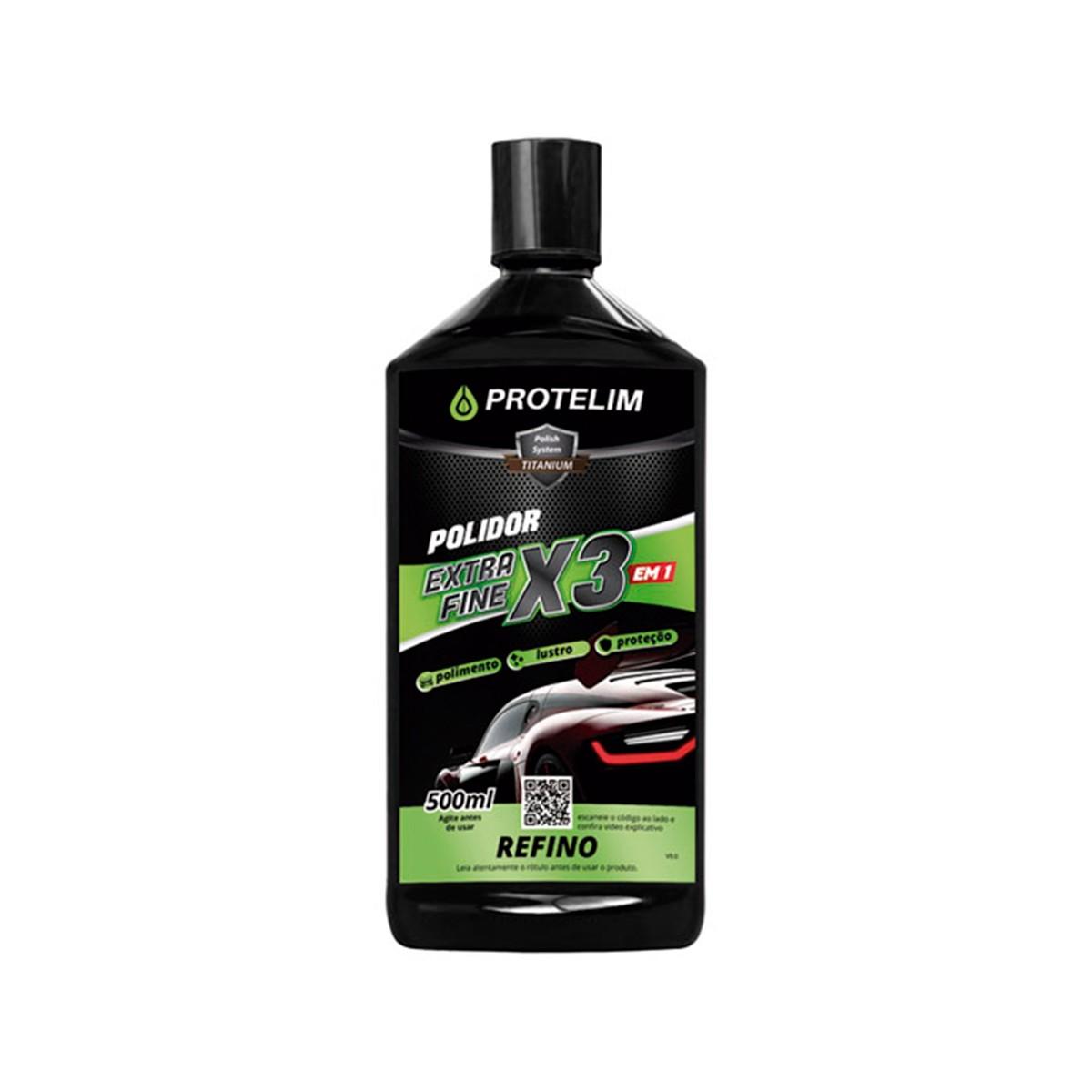 Polidor 3X1 Extra Fine X3 - Protelim