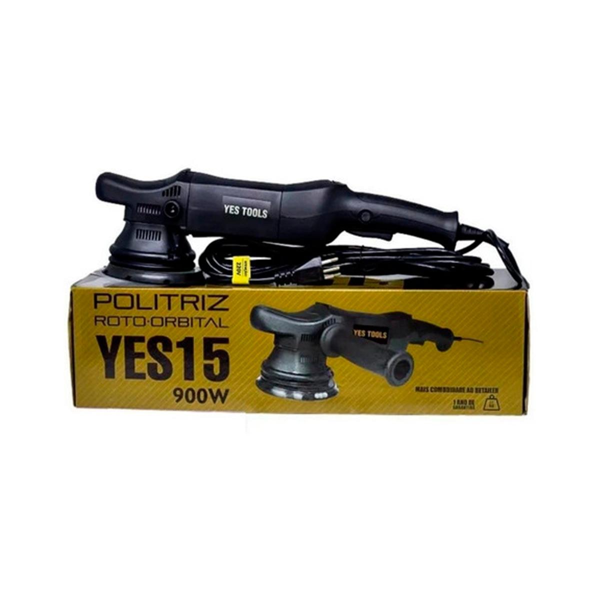 Politriz Roto Orbital Yes Tools Yes15 127V - Kers