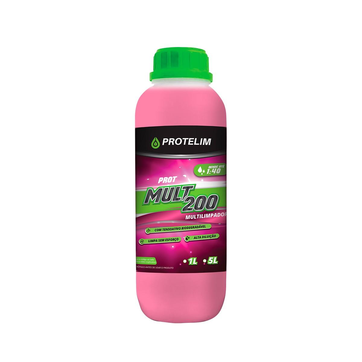 Prot Mult 200 (Limpador Multiuso) 1L - Protelim