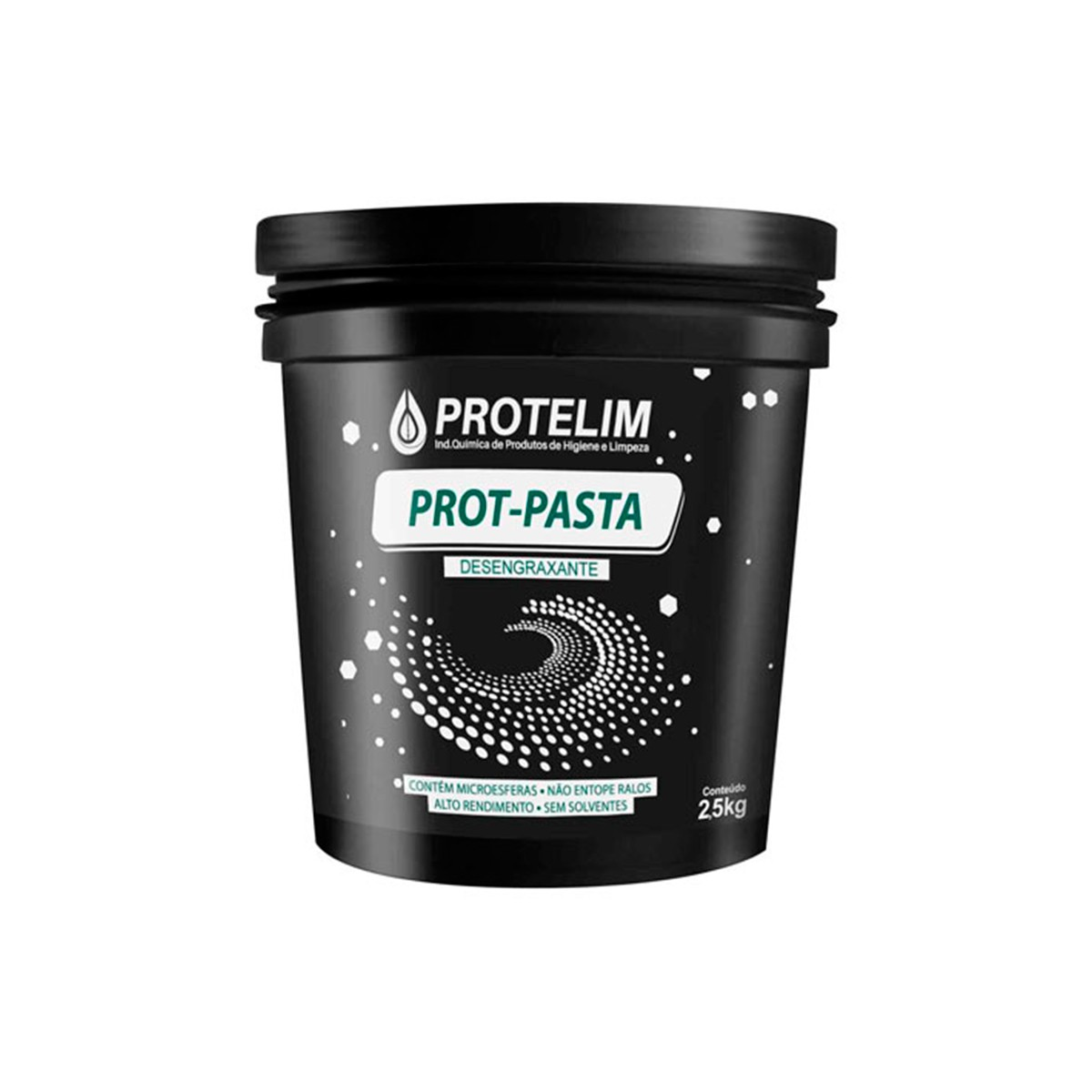 Prot Pasta Desengraxante 2,5kg - Protelim