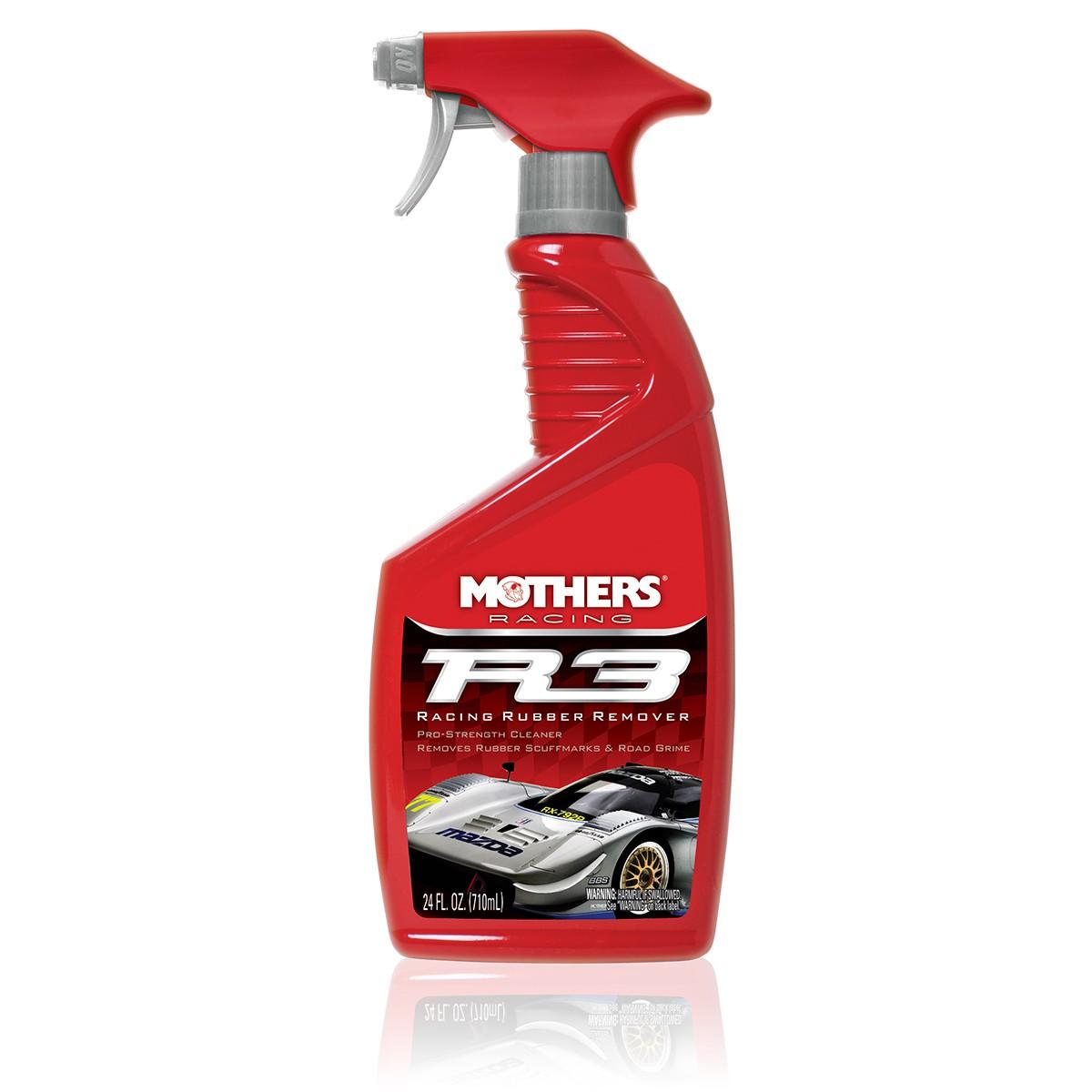 R3 Racing Rubber Remover (Removedor de Fuligem de Pista) - Mothers