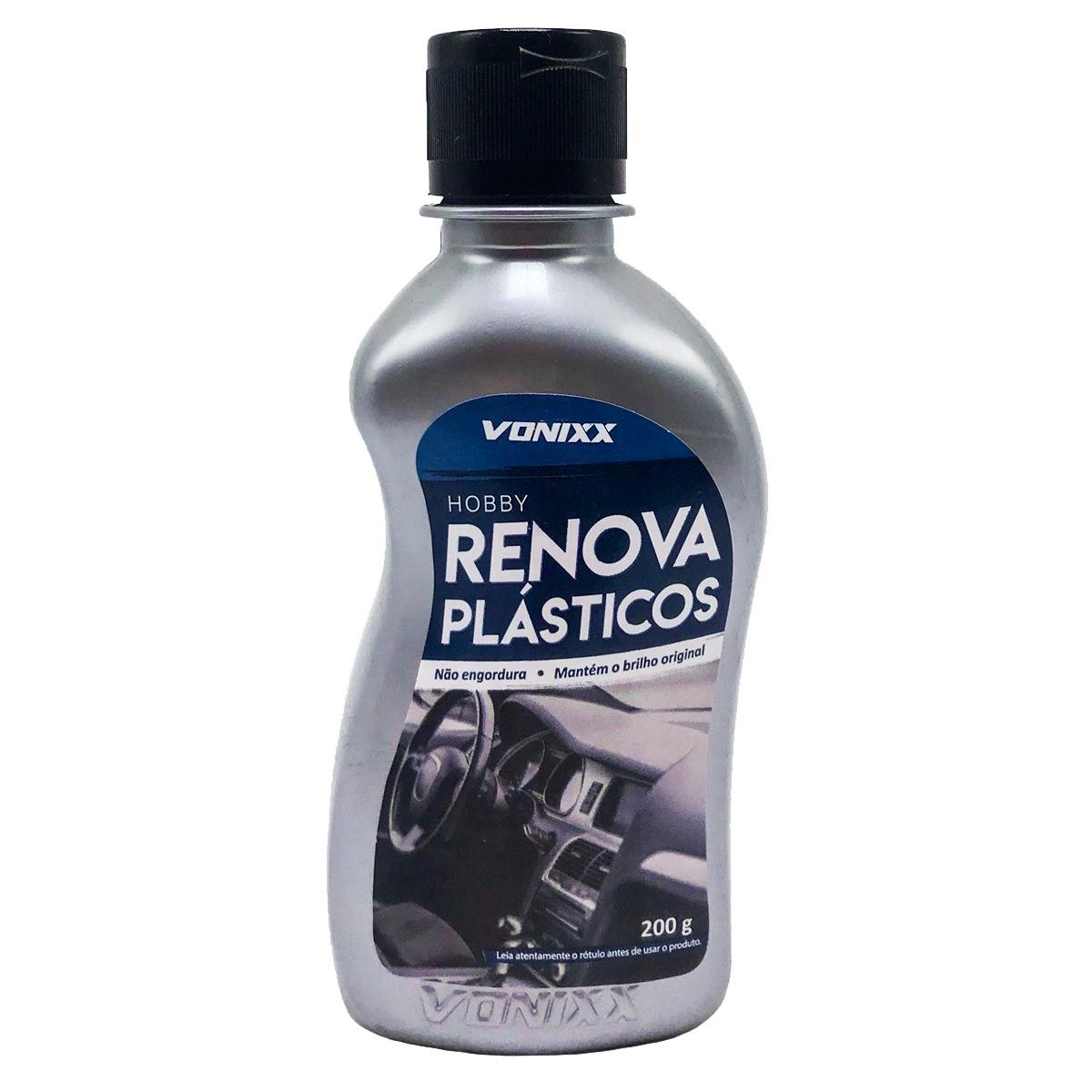 Renova Plasticos 200g - Vonixx