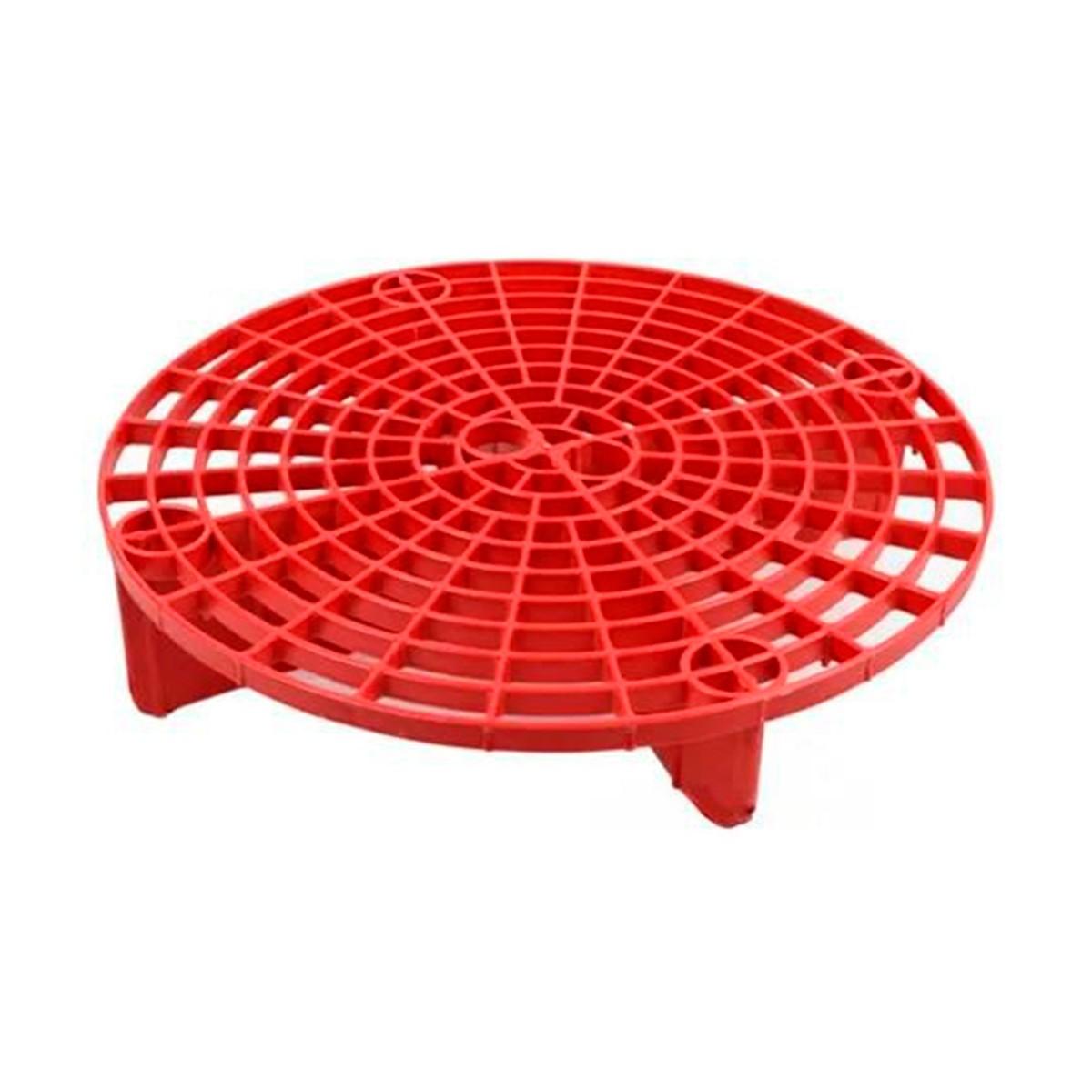 Separador de Partículas Vermelho - Detailer