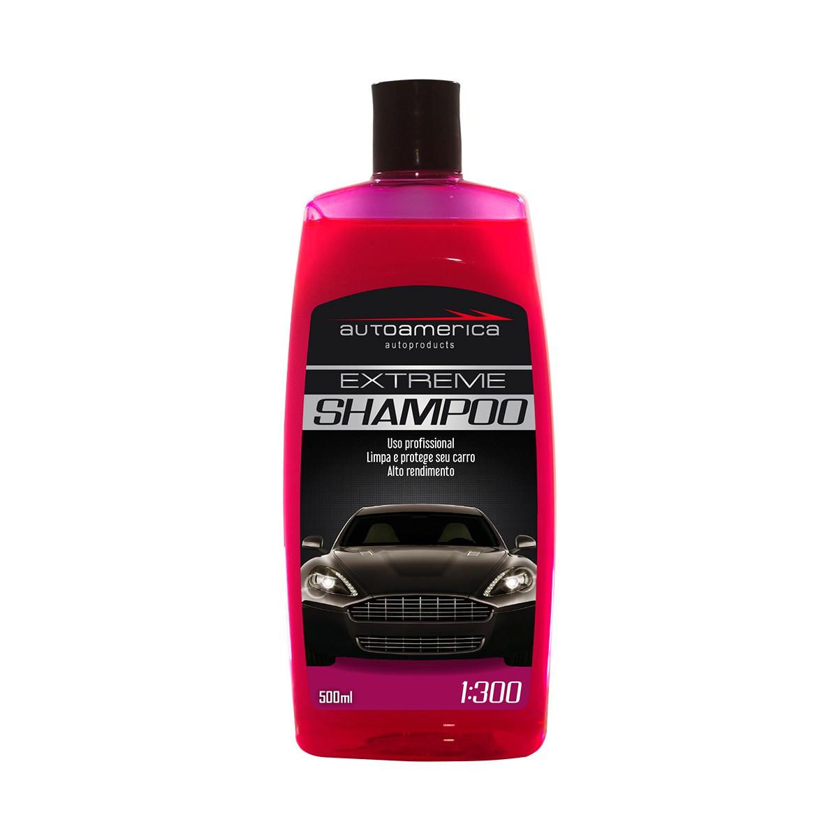 Shampoo Extreme 500ml - Autoamerica