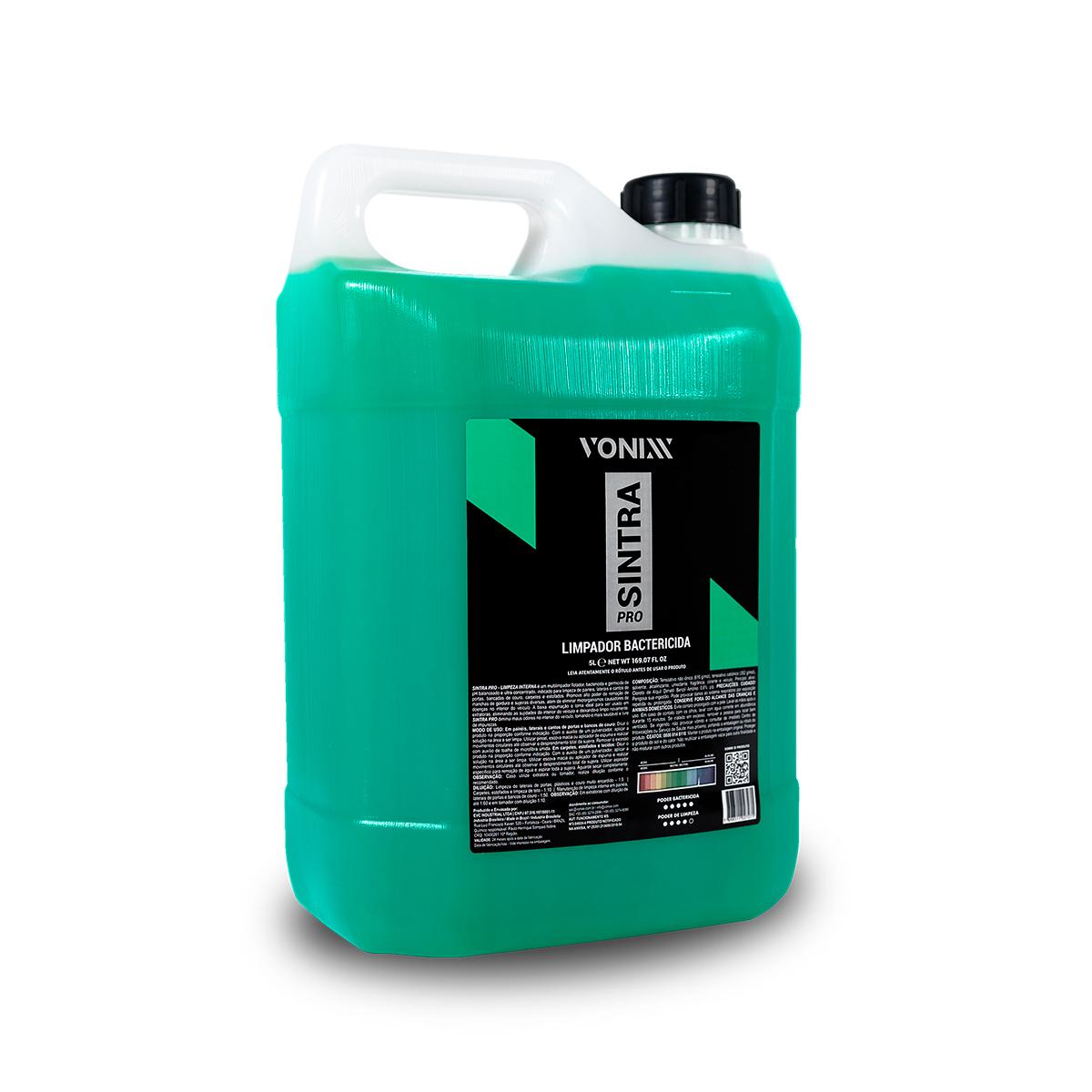 Sintra Pro 5L - Limpeza Interna de Veículos - Vonixx