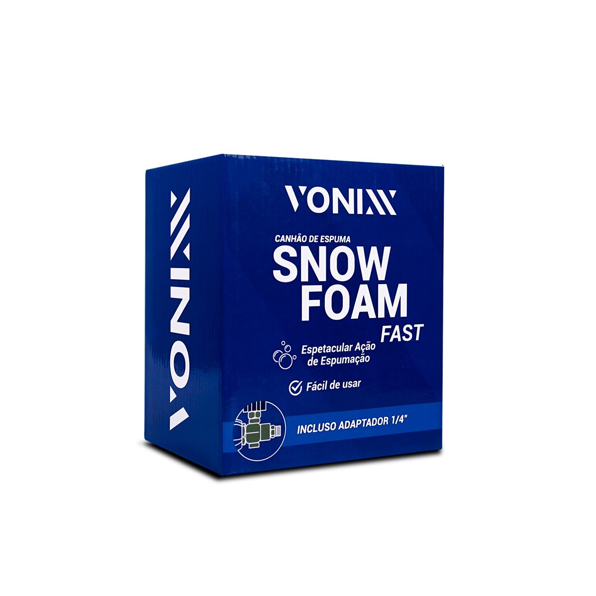 Snow Foam Fast ( Canhão de Espuma ) - Vonixx