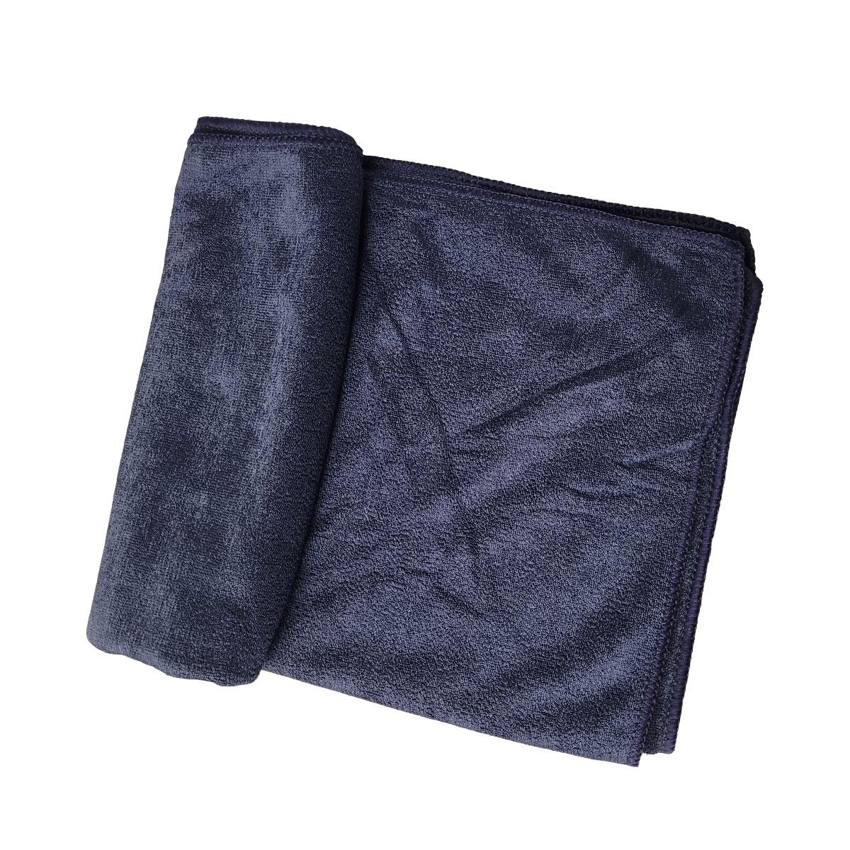 Toalha de Microfibra Para Secagem 47x87cm Coreana - Mandala