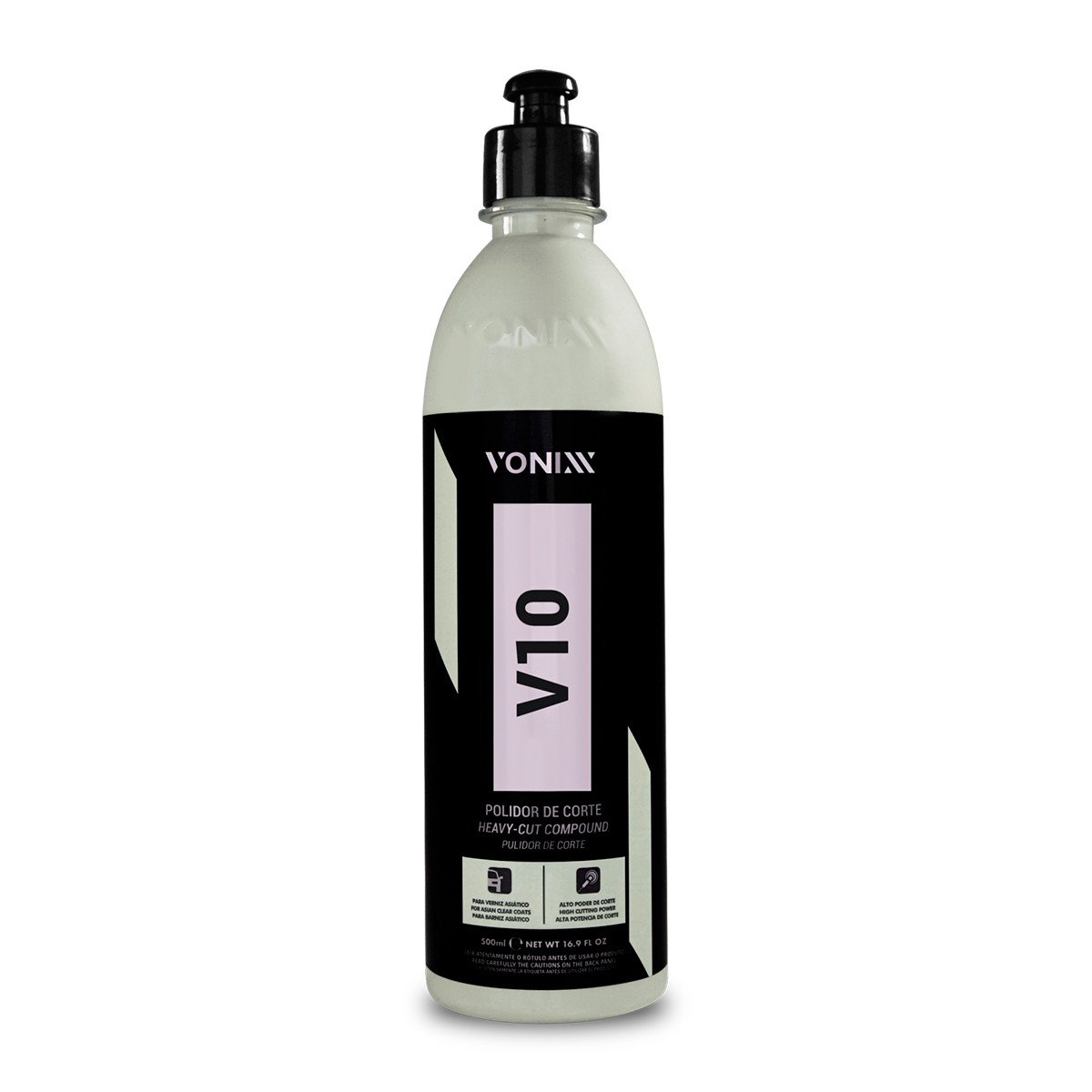 V10 Composto Polidor de Corte 500ml - Vonixx