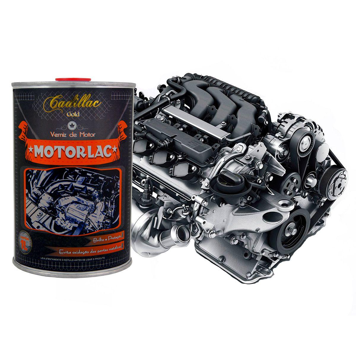 Verniz de Motor Motorlac 1L - Cadillac