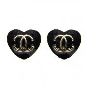 Brinco Chanel Inspired Sabbath Gold