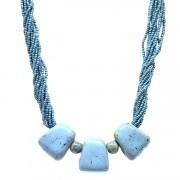 COLAR GABI BLUE