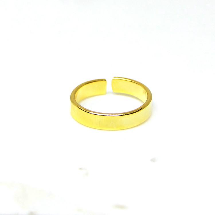 ANEL METAL LISO GOLD - COLLAB BRYAN P