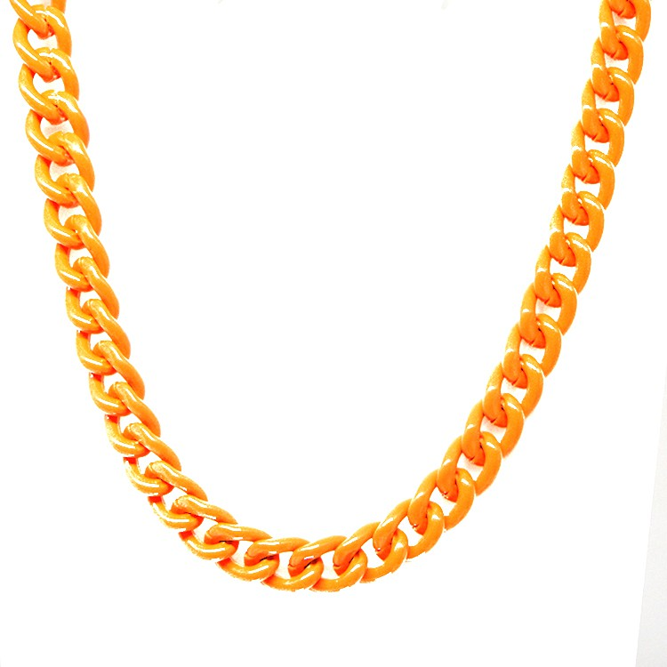 COLAR CHAINS PAINT ELO M LISO