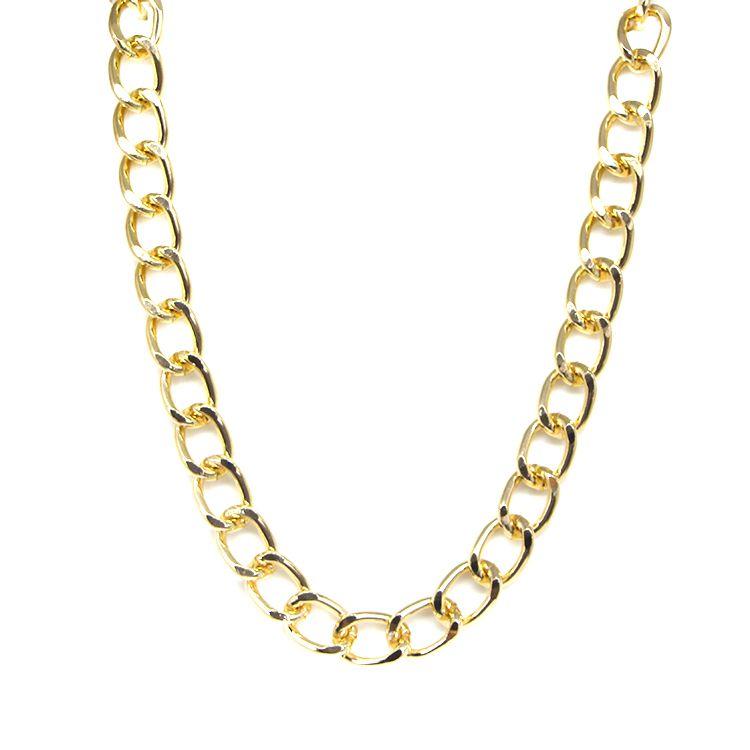 COLAR CORRENTARIA GOLD