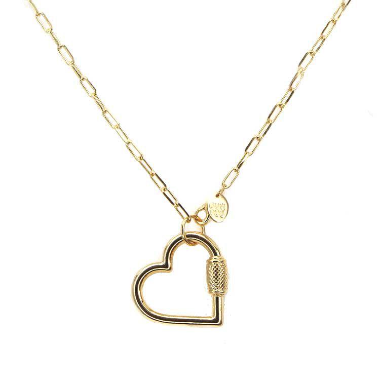 COLAR IN LOVE GOLD