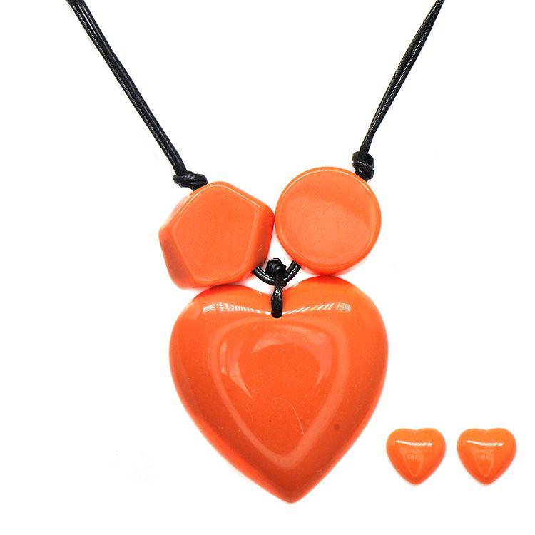 Conjunto Mon Orange
