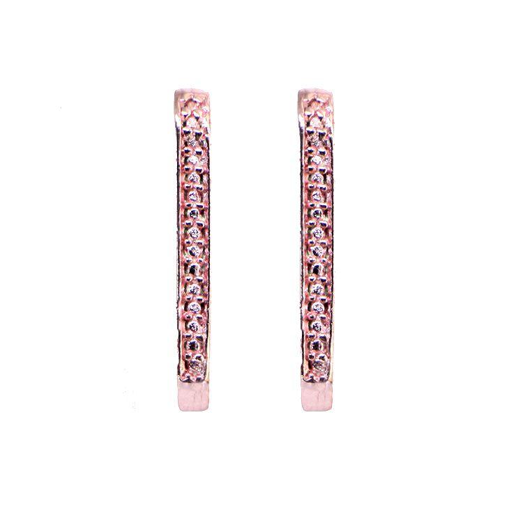 Ear Hook Palito Pink