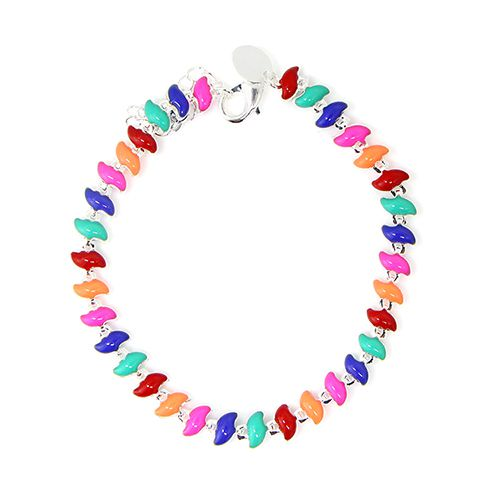 PULSEIRA GLEYCE COLORS SILVER