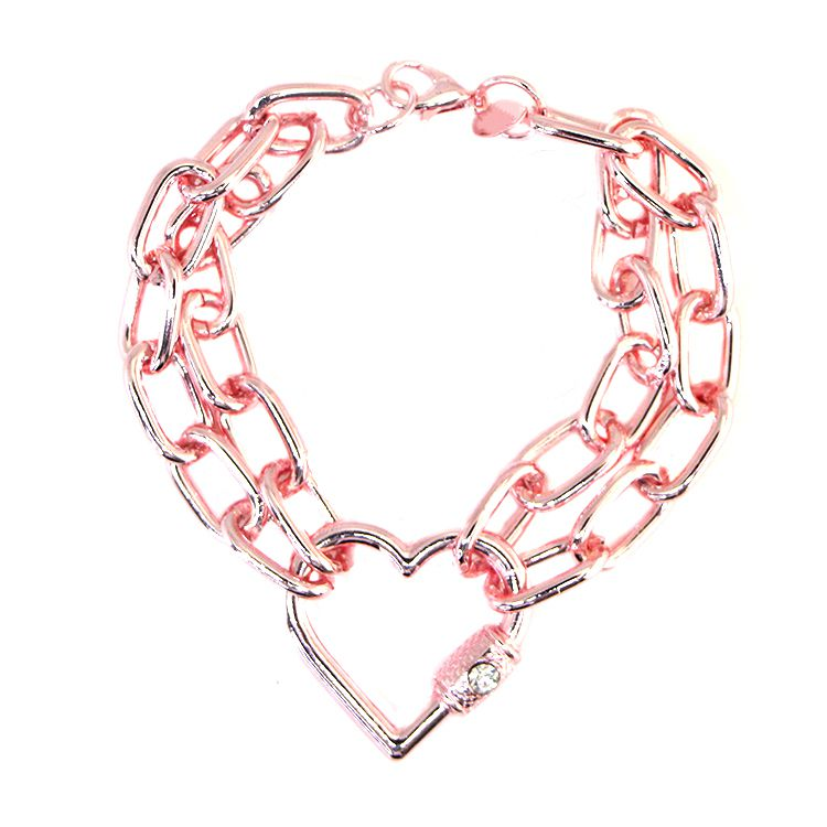 PULSEIRA IN LOVE PINK