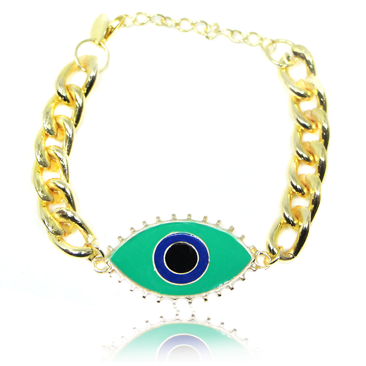 PULSEIRA OLHO GREGO CHAIN FOREST