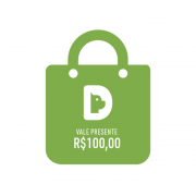 Vale Presente Gift Card Valor R$ 100,00