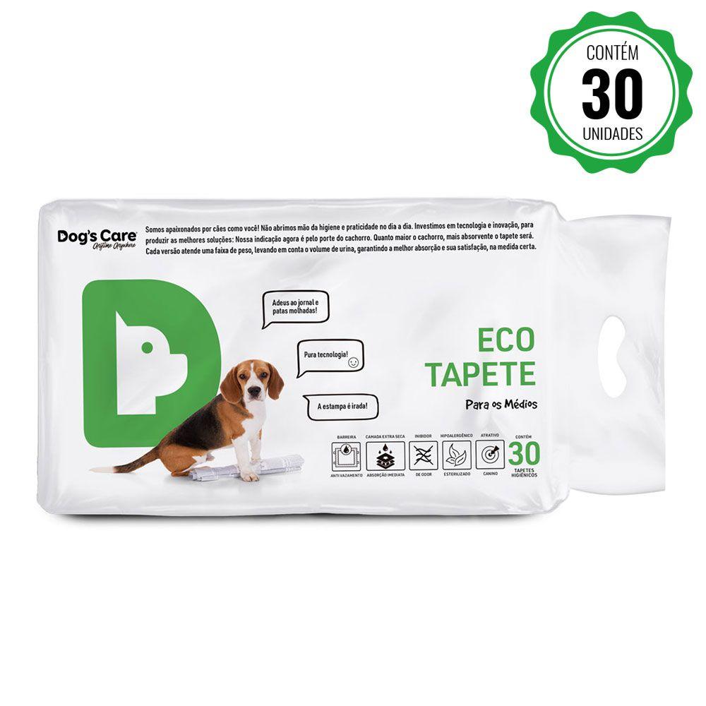 Eco Tapete Higiênico Médio Porte Dog's...