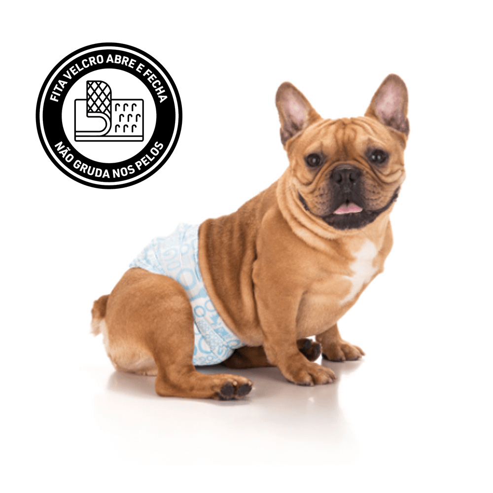 Fralda Faixa Higiênica para cães Macho Dog's Care