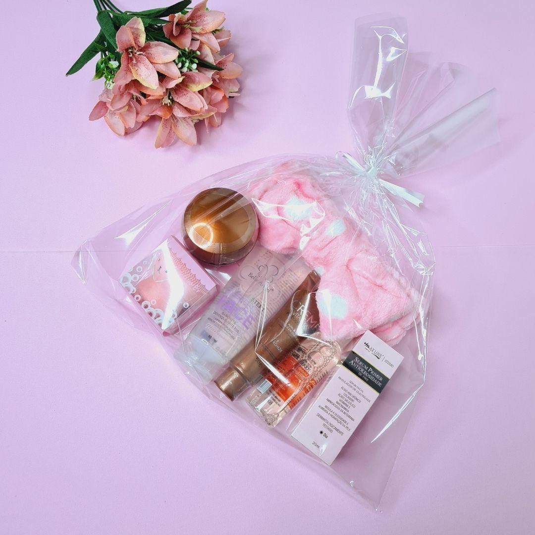 Kit de skincare para pele oleosa e mista