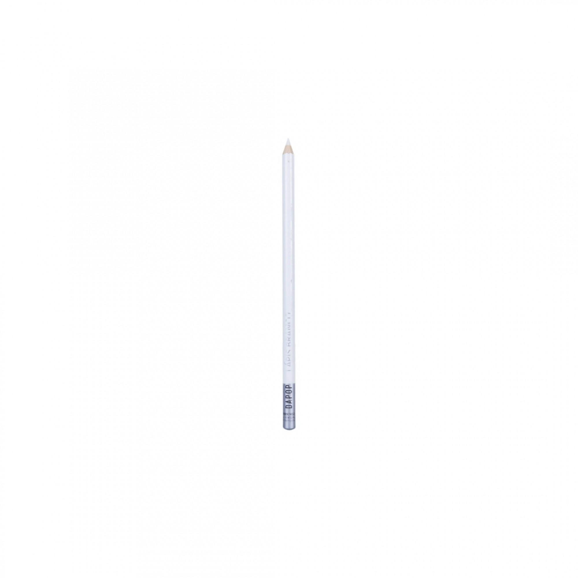 Lápis branco para olhos com apontador Dapop