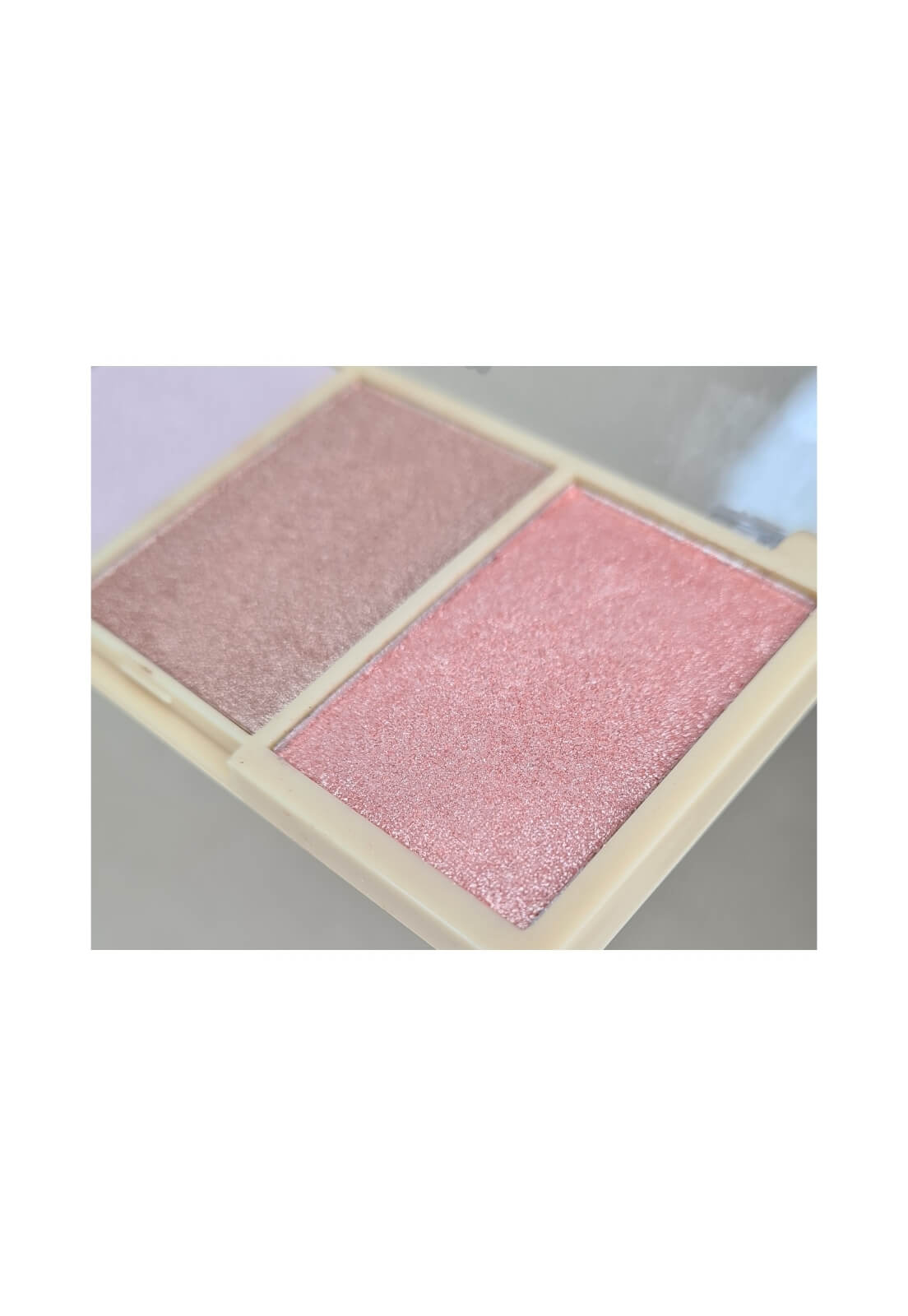 Paleta de iluminador Ruby Rose Glowing mini kit cor 4