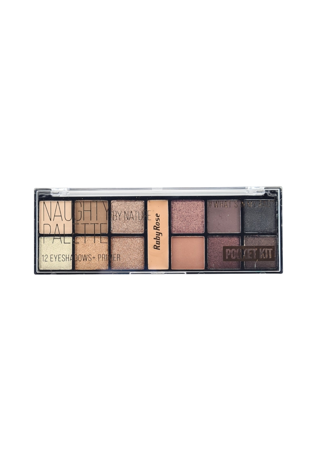 Paleta de sombras Naughty by Nature Ruby Rose