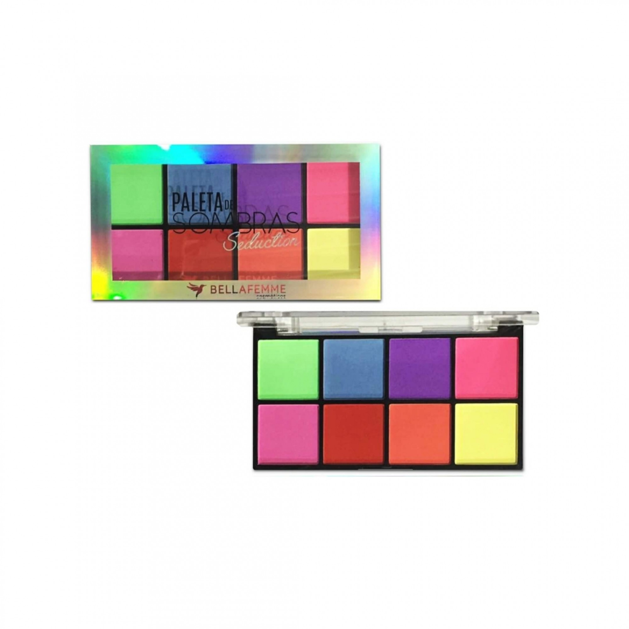 Paleta de sombras Seduction Bella Femme