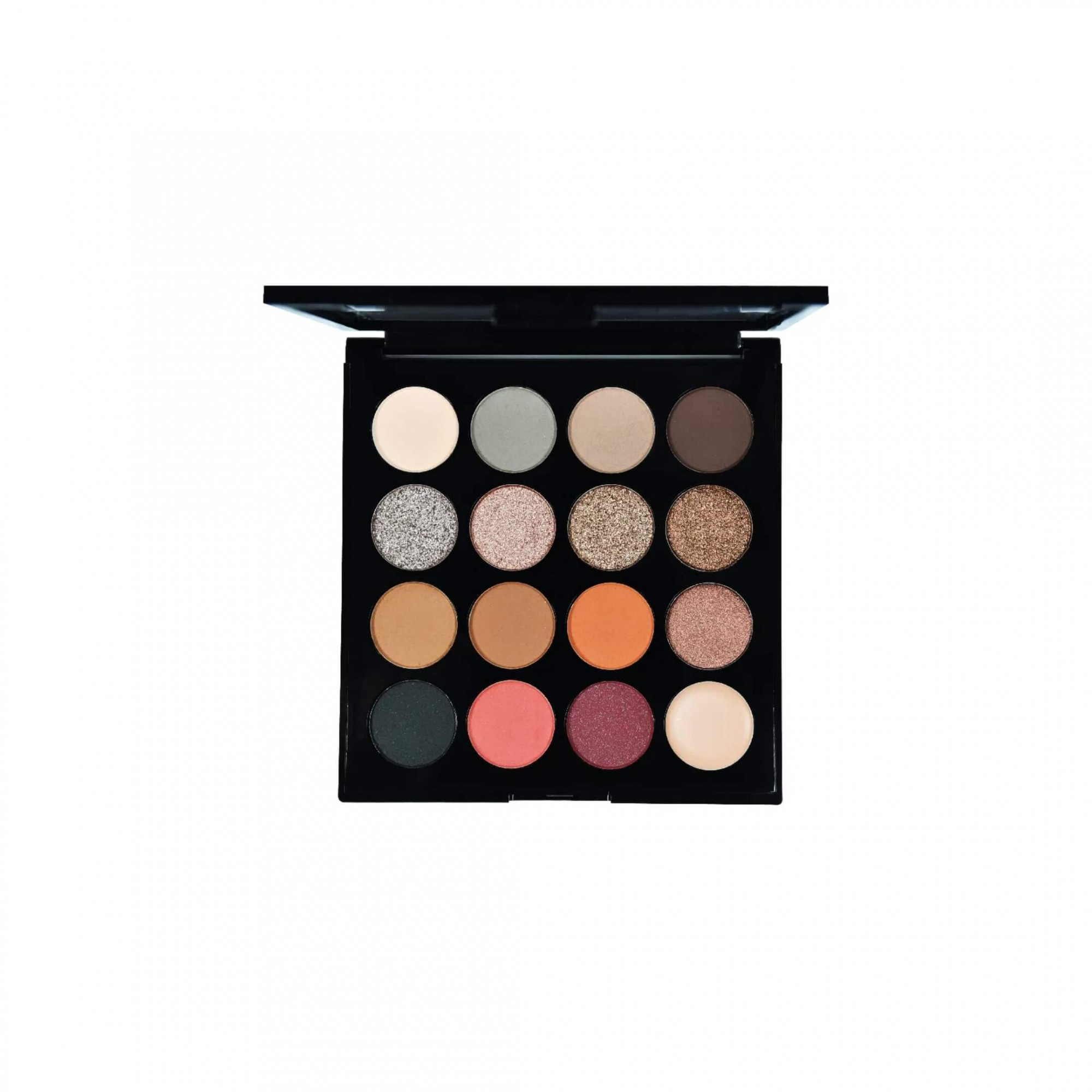 Paleta de sombras The Cocoa Ruby Rose
