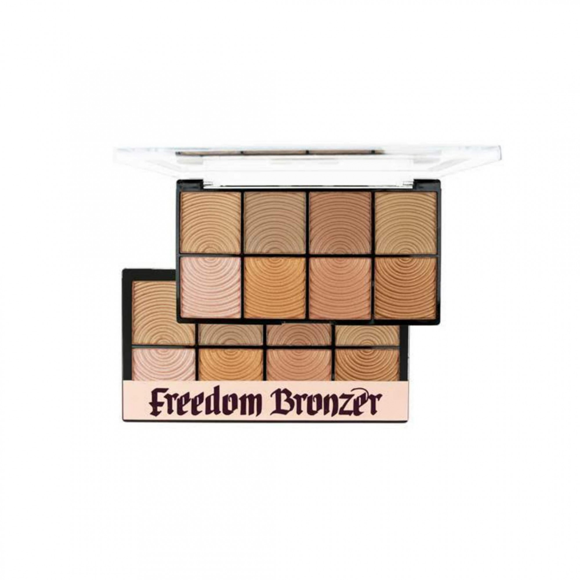 Paleta Freedom Bronzer Ruby Rose