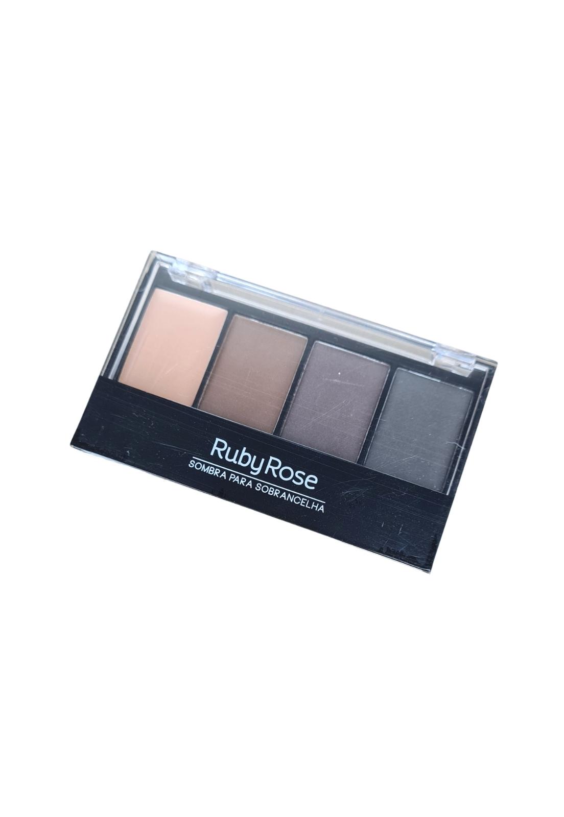 Paleta para sobrancelhas Ruby Rose HB-9354
