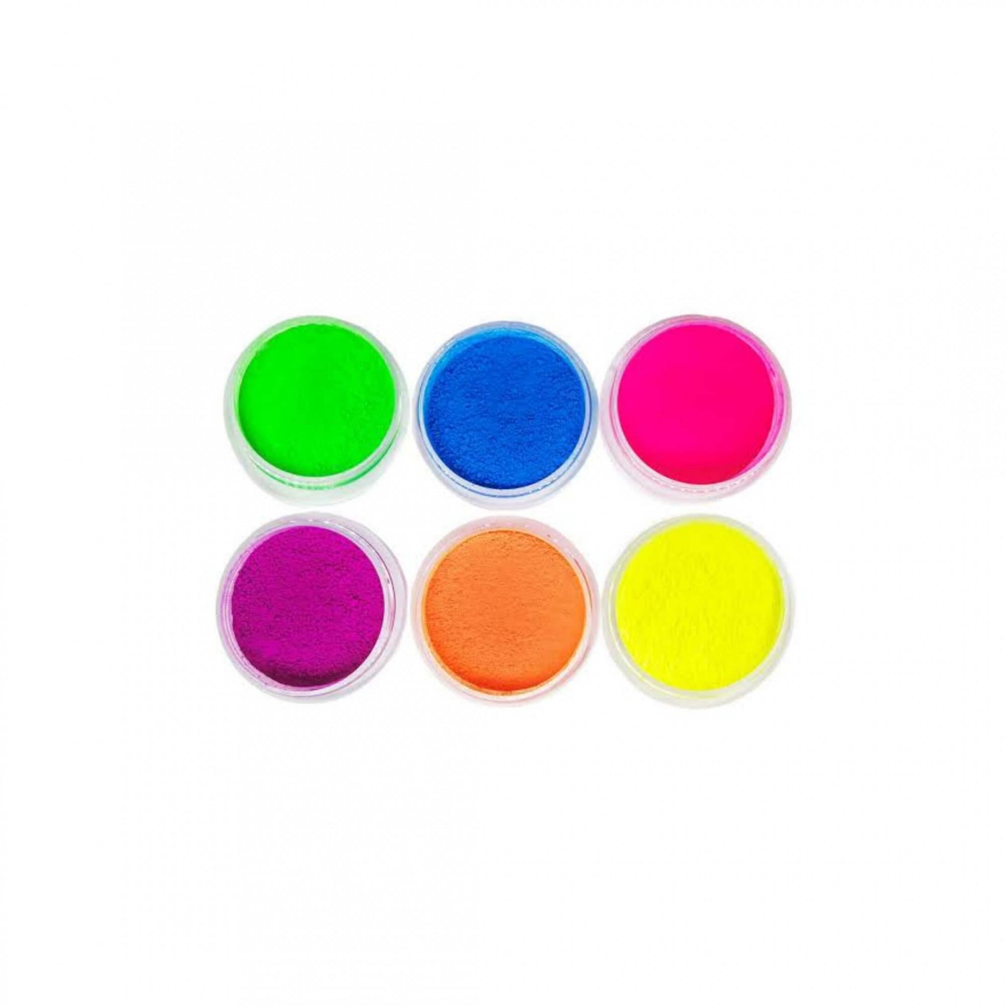 Pigmento neon Romanza