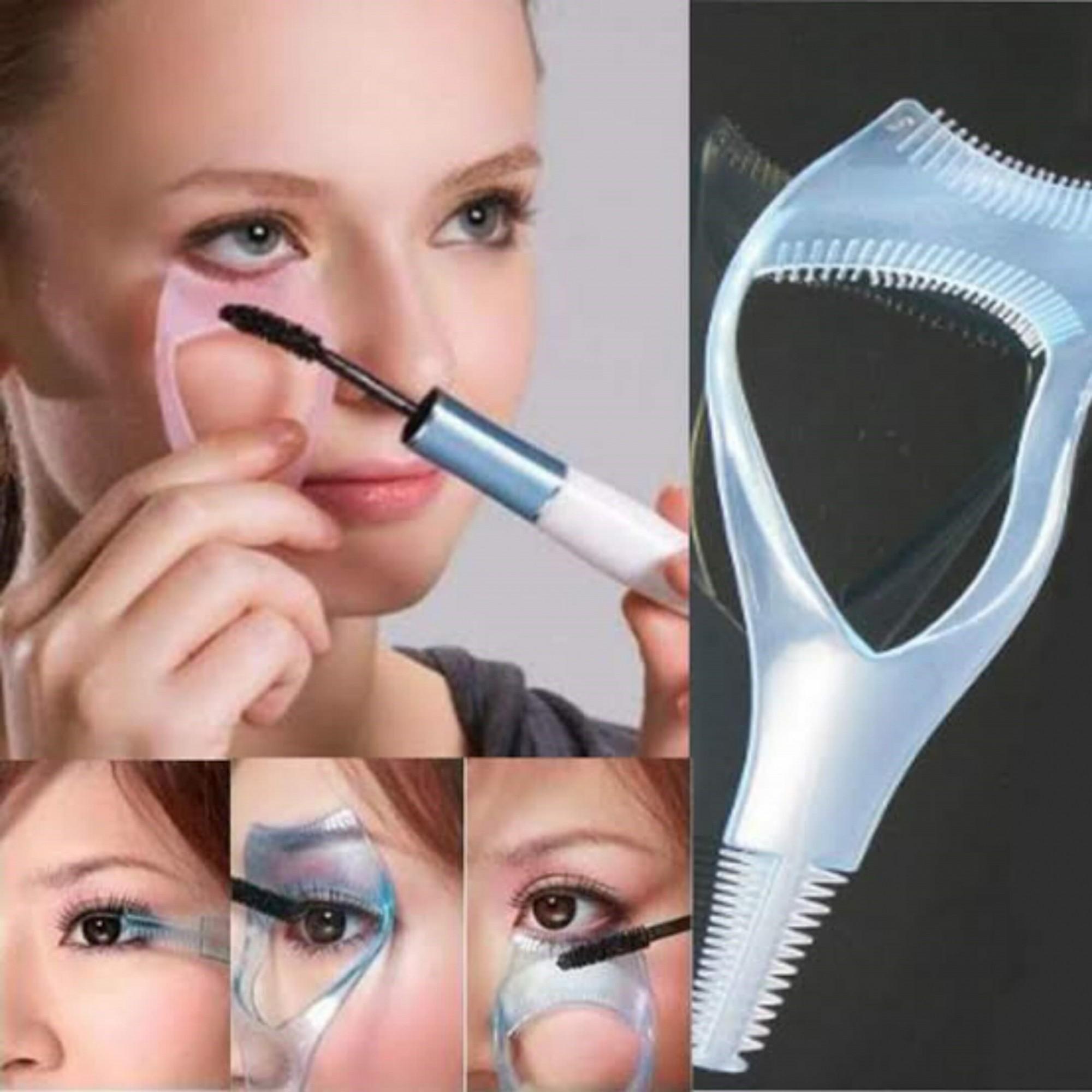 Protetor de aplicação de máscara para cílios Macrilan