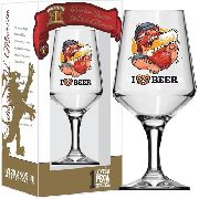 Taça Personalizada Brunello I Love Beer 400 ml 1 Unidade