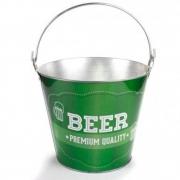 Balde de Cerveja 7,6l Verde