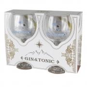Conjunto 2 Taças Gin Tônic em Vidro Original 600ml