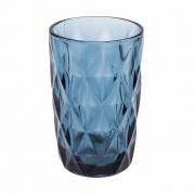 Copo Alto Lyor Diamond 330Ml - Azul