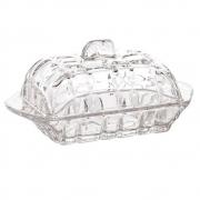 Manteigueira de Cristal de Chumbo Deli - Lyor
