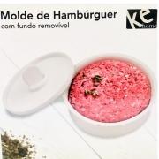Molde Para Hamburguer Com Fundo Removível
