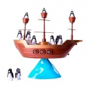 Pinguins Piratas - Equilibrio