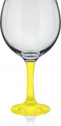 Taça GinTônic Base Color Amarelo 600 ml