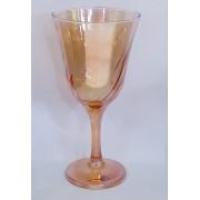 Taça de Água Lírio Âmbar 365 ml