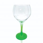 Taça Gin Tônic Base Color Verde Neon 600 ml